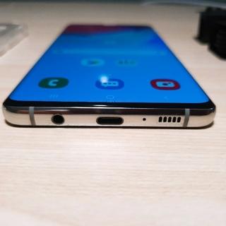 サムスン(SAMSUNG)のるう Samsung Galaxy S10 5G 512GB クラウンシルバー(スマートフォン本体)
