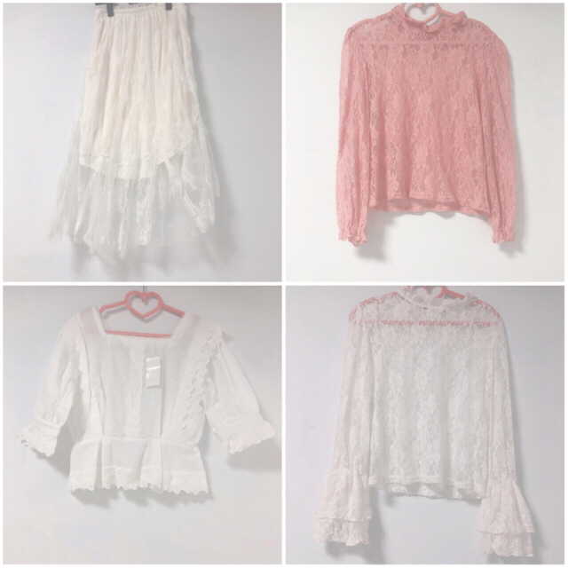 one after another NICE CLAUP(ワンアフターアナザーナイスクラップ)のあーえみ様専用  レディースのスカート(ロングスカート)の商品写真