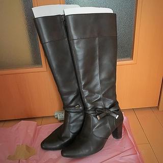 マルイ(マルイ)の美品マルイ購入 綺麗めロングブーツ(ブーツ)