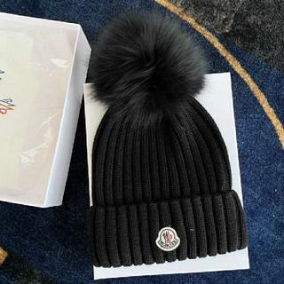 MONCLER - モンクレール 帽子 ニットキャップ