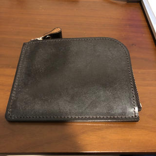 ツチヤカバンセイゾウジョ(土屋鞄製造所)のLファスナーコインケース レザー(コインケース/小銭入れ)