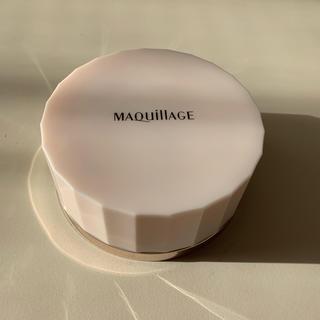マキアージュ(MAQuillAGE)の資生堂 マキアージュ ドラマティックルースパウダー ナチュラルベージュ(フェイスパウダー)