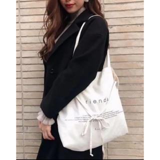 rienda - rienda 受注会限定★トートバッグ