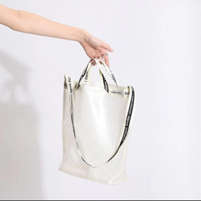beautiful people(ビューティフルピープル)のビューティフルピープル レディースのバッグ(トートバッグ)の商品写真