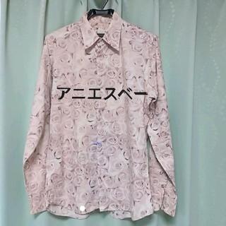 アニエスベー(agnes b.)の【アニエス・ベー⠀】バラ プリントシャツ(シャツ)