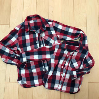 MUJI (無印良品) - 無印良品 チェックシャツ まとめ売り
