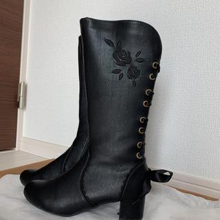 アクシーズファム(axes femme)の✩アクシーズファム✩スエード調ブーツ✩(ブーツ)