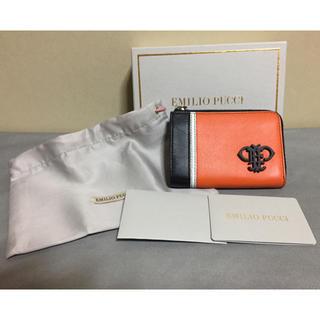 エミリオプッチ(EMILIO PUCCI)の新品☆EMILIO PUCCI エミリオプッチ カードケース 財布(財布)