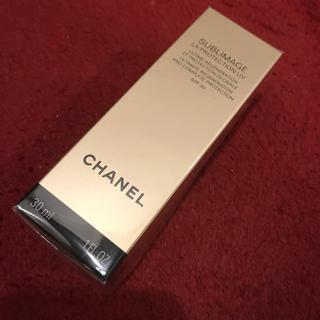 シャネル(CHANEL)のCHANEL  シャネル 日焼け止め乳液 新品 未使用 (乳液/ミルク)