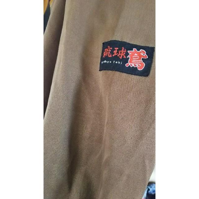 寅壱(トライチ)の琉球鳶 オープンシャツ メンズのトップス(シャツ)の商品写真