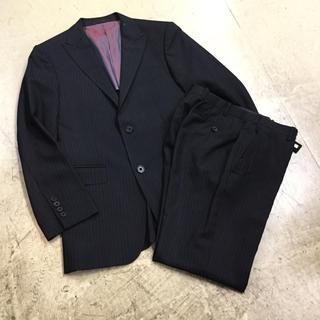 バーバリーブラックレーベル(BURBERRY BLACK LABEL)のバーバリーブラックレーベル スーツ ストライプ セットアップ(セットアップ)