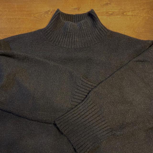 JEANASIS(ジーナシス)のジーナシス 5Gフトリブハイネックニット レディースのトップス(ニット/セーター)の商品写真