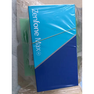 ASUS - ZenFone Max (M1) ルビーレッド 32GB SIMフリー新品未開封