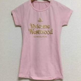 ヴィヴィアンウエストウッド(Vivienne Westwood)のロゴ Tシャツ(Tシャツ(半袖/袖なし))