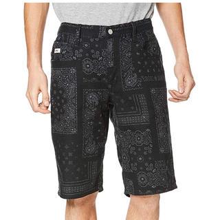 エドウィン(EDWIN)のEDWIN メンズ ショートパンツ ペイズリー XL(ショートパンツ)