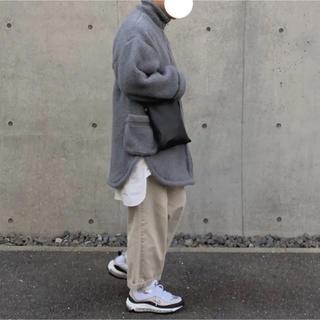 Porter classic フリースジップアップシャツジャケット gray(その他)
