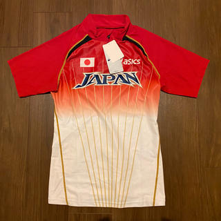 asics - 陸上 アシックス asics レーシングシャツ ランニング トレーニング 代表