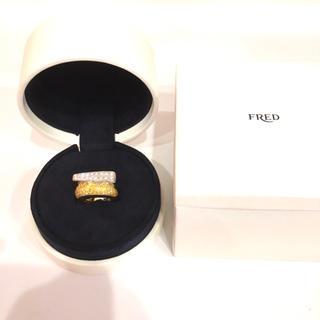 フレッド(FRED)の美品✨ フレッド サクセス ダイヤモンドリング #52(リング(指輪))