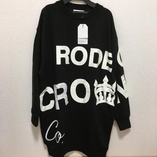 RODEO CROWNS WIDE BOWL - ロデオクラウンズ ニットワンピース