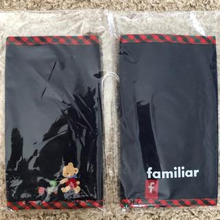 familiar - 新品未使用】familiar ヨダレパッド