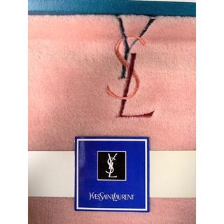 イヴサンローランボーテ(Yves Saint Laurent Beaute)の【新品未使用】イブサンローラン ボアシーツ (シーツ/カバー)