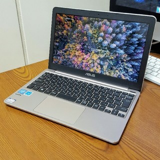 ASUS - 美品 ASUS E200H MS office付