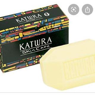 カツウラケショウヒン(KATWRA(カツウラ化粧品))のカツウラ・サボン(洗顔料)