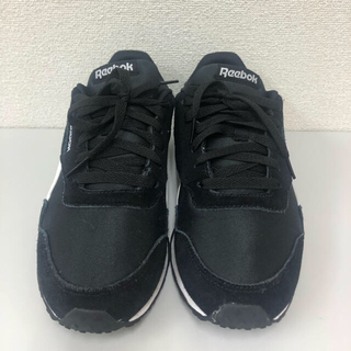 Reebok - 【Reebok】スニーカー黒25cm★リーボックブラック靴