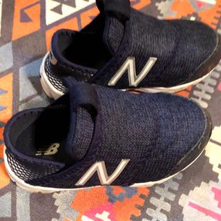 New Balance - ニューバランス キッズ スニーカー 14センチ 美品