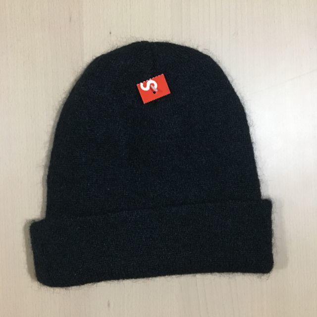 Supreme(シュプリーム)の★Supreme★ Mohair Beanie ニット帽 黒 メンズの帽子(ニット帽/ビーニー)の商品写真
