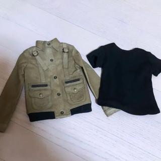 ボークス(VOLKS)のSD13 スーパードルフィー  球体関節人形用 ジャケット 服(その他)