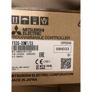 ミツビシデンキ(三菱電機)の未使用 三菱電機 シーケンサー FX3S-30MT/ES 2019年 11月製(その他)