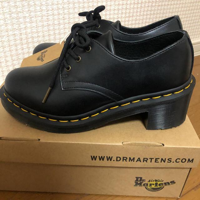 Dr.Martens(ドクターマーチン)の新品未使用タグ付き ドクターマーチン Dr.Martens 3ホール レディースの靴/シューズ(ローファー/革靴)の商品写真