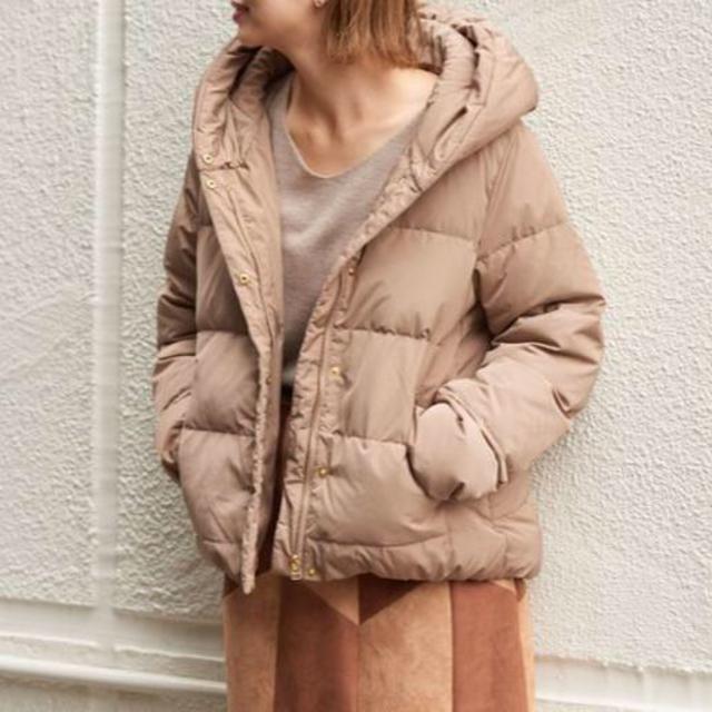 Discoat(ディスコート)のディスコート 今季! ダウンジャケット Lサイズ レディースのジャケット/アウター(ダウンジャケット)の商品写真