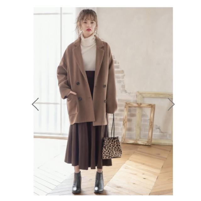 GRL(グレイル)のグレイル ニットプリーツスカート レディースのスカート(ロングスカート)の商品写真