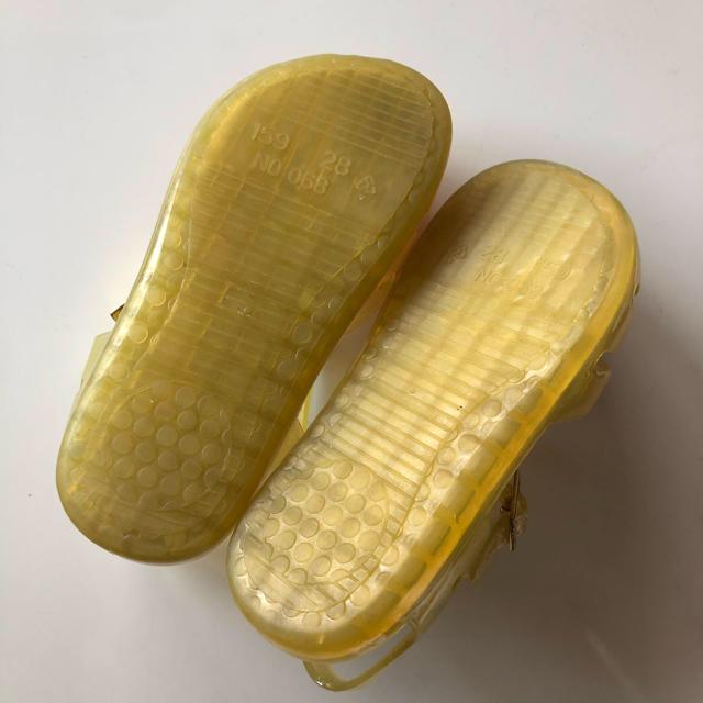 キッズ サンダル 16.0cm アイスキャンディー 可愛い! お洒落! キッズ/ベビー/マタニティのキッズ靴/シューズ(15cm~)(サンダル)の商品写真