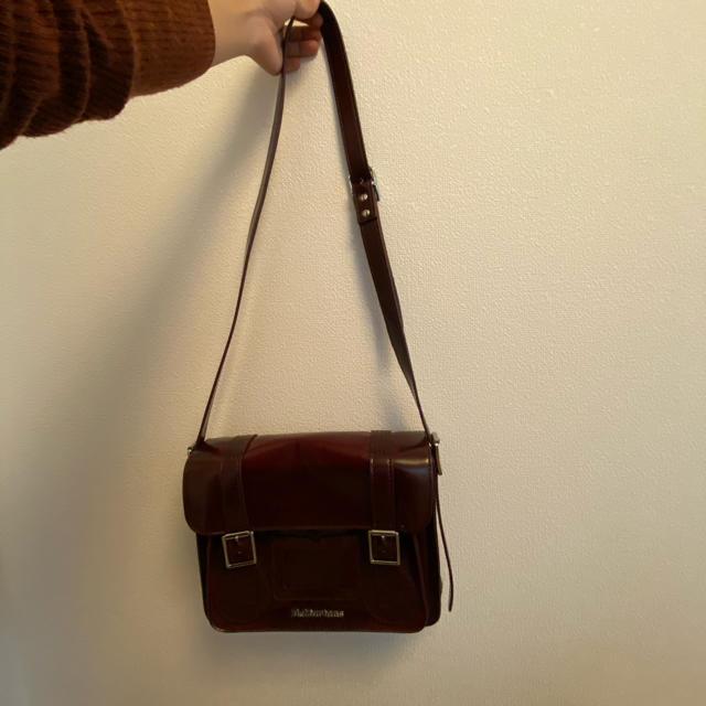Dr.Martens(ドクターマーチン)のDr.Martens ショルダーバッグ レディースのバッグ(ショルダーバッグ)の商品写真