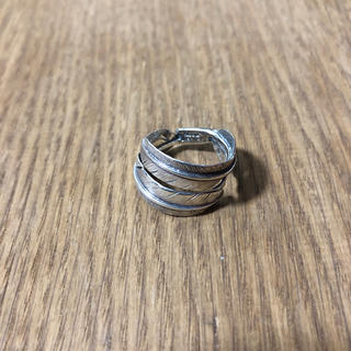 FANTASTICKMAN TOKYO  W Feather Ring(リング(指輪))