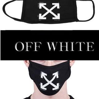 OFF-WHITE - 新作 新品 オフホワイト マスク MASK4