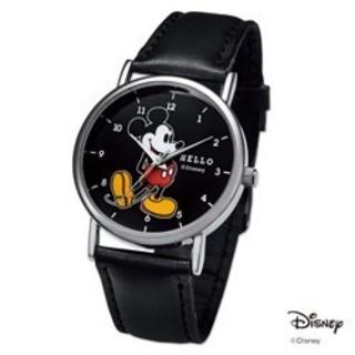 ミッキーマウス - mini ミッキーマウス 腕時計