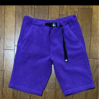 Columbia - 【美品】Columbia フリース素材 ショートパンツ レディース❤︎紫