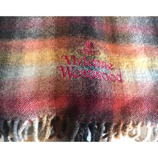 Vivienne Westwood - ヴィヴィアンウエストウッド イタリア製 マフラー