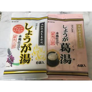 Kracie - 新品★クラシエ生姜湯しょうが葛湯