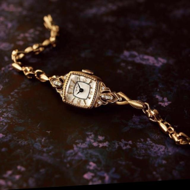 agete(アガット)のagete  2018限定 ウォッチ レディースのファッション小物(腕時計)の商品写真