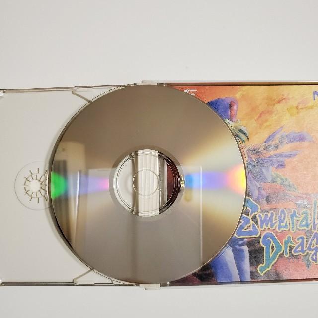 NEC(エヌイーシー)のエメラルドドラゴン [PCエンジン] エンタメ/ホビーのゲームソフト/ゲーム機本体(家庭用ゲームソフト)の商品写真
