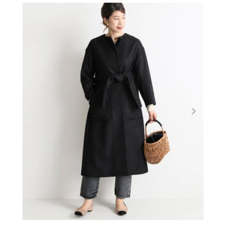 IENA - VERMEIL par iena メルトンテントラインコート