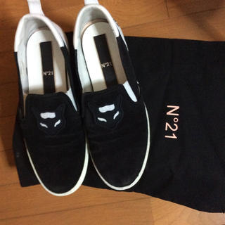 Gucci - NUMERO VENTUNO スニーカー定価7万