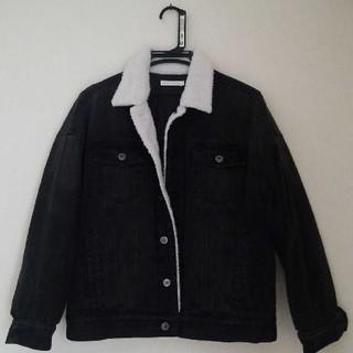 BROWNY - 黒デニム★ジャケット
