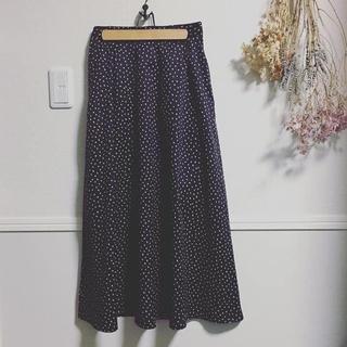 Lochie - 23時まで限定値下げ!不揃いドットスカート