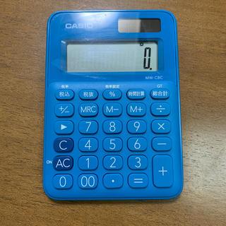 CASIO - カシオ 電卓 美品 NW-C8C